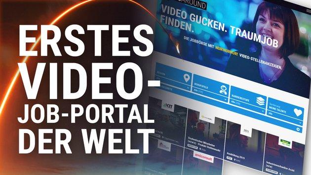 Erstes Video-Jobportail der Welt