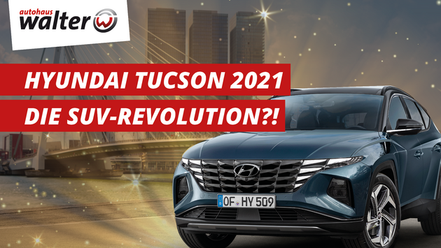 Hyundai Tucson Facelift 2021